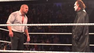 STING ATTACK TRIPLE H IN WWE