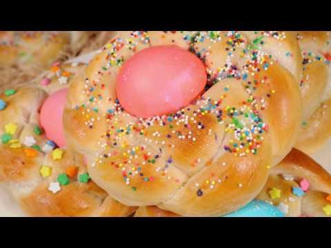 Bridgford® Easter Egg Braids