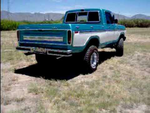 79 Ford F150 Highboy