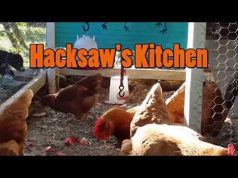 Hacksaw's Kitchen Ep 12 - Smoked Ham