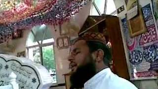 Dil Yaar Da Nazrana  by Muhammad Arshad Tabassum at Darbar Sharif kharota Syyedan.mp4