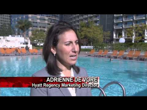 Los Angeles hotel welcomes Badgers