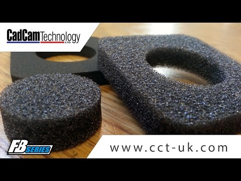 Laser Cutting Foam and Rubber