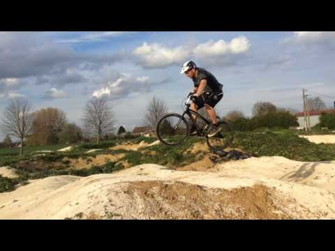Pump Track COUTEVROULT 😜😜😜