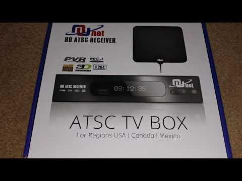 ATSC Digital TV Converter Box