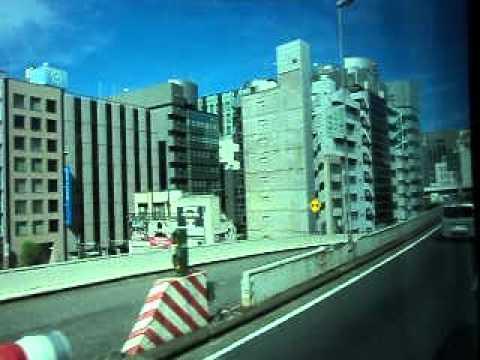 To Narita via Tokyo Limousine Bus