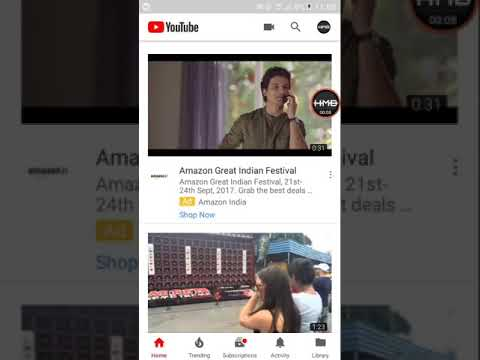 How to move offline youtube video to sd card in samsung galaxy j2 ace