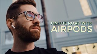 Traveling with the Apple AirPods