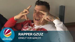 Rapper Gzuz erneut in Hamburg vor Gericht