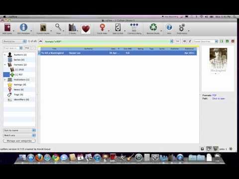 Convert PDF to EPUB in calibre