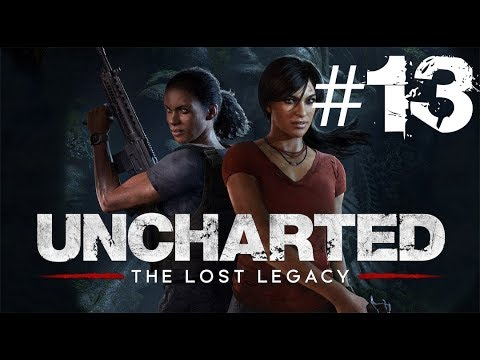 Uncharted: The Lost Legacy | Läpipeluu | Osa 13 | Sam! | Suomi/Finland/FIN