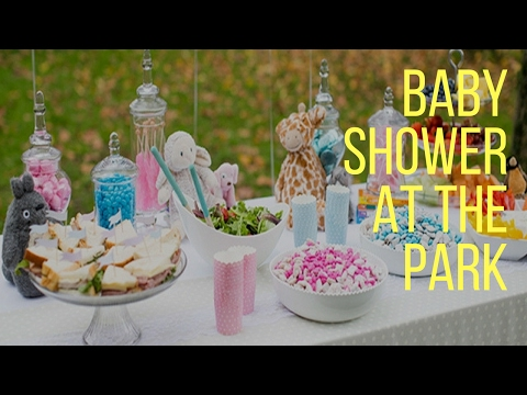 Baby Shower At The Park