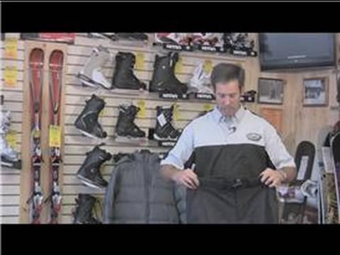 Ski Equipment : Choosing Clothes for Skiing