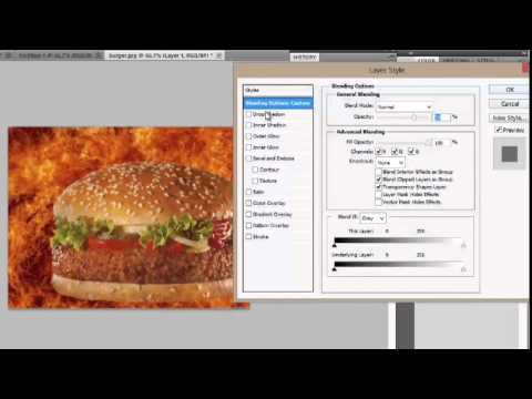 How to Make Restaurant Food Pictures for a Menu : Digital Imaging