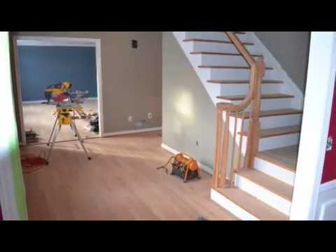 Painting, Carpentry, Floor Refinishing, Tiling, Wainscoting, Monk's in New Jersey
