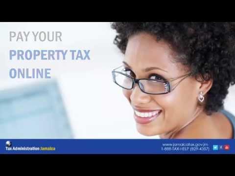 Paying PropertyTax