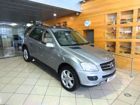 2007 MERCEDES-BENZ M-CLASS ML500 Auto For Sale On Auto Trader South Africa