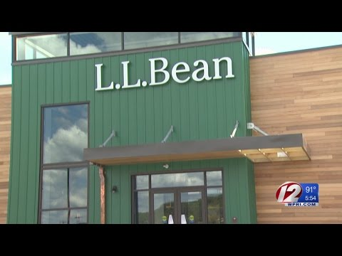 L.L. Bean is coming to Rhode Island