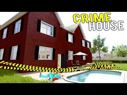 HOUSE WITH CRIME SCENE GETS RENOVATED TO SELL! Bunker Sold For Stacks - House Flipper Gameplay