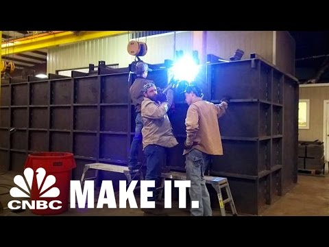 Trump Doomsday Fears Spark A Bomb Shelter Sales Boom | Strange Success | CNBC Make It.