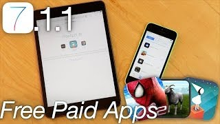 Ios 7 How To Get Paid Ipad Iphone Ipod Appsgames For Free No Jailbrea