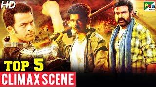 Top 5 South Hindi Dubbed Climax Scenes Of 2019   Jay Simha, Khakhi Aur Khiladi, Ghulami Ki Zanjeer
