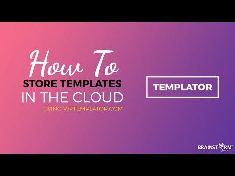 First Look at WPTemplator.com!