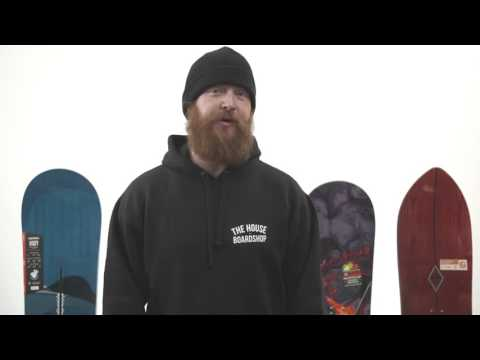 How to Buy A Snowboard | TheHouse.com