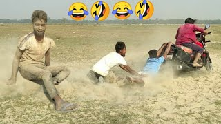 Bindass club Funny Comedy video Try not to Laugh/Desi Comedy 2020