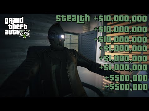 (Patched)GTA 5 PC Infinity Mod Menu With Stealth $10M Money Hack