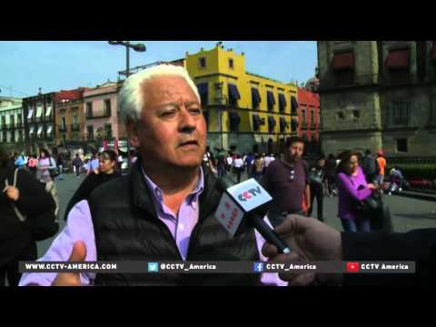 A look at Enrique Pen̄a Nieto's Mexico