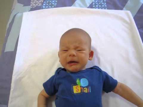 baby passport picture series