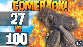 """UNBELIEVABLE COMBACK!!"" - LIVE w/ TBNRfrags #15 (Call of Duty: Black Ops 3)"