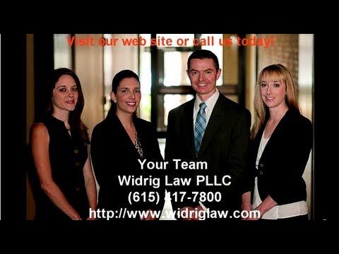 Child Support Attorney Nashville - (615) 417-7800 - Widrig Law