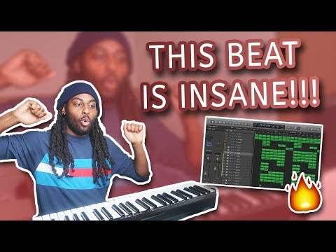 THIS BEAT IS INSANE! | How to Make Melodic Trap Beats in Logic Pro X From Scratch