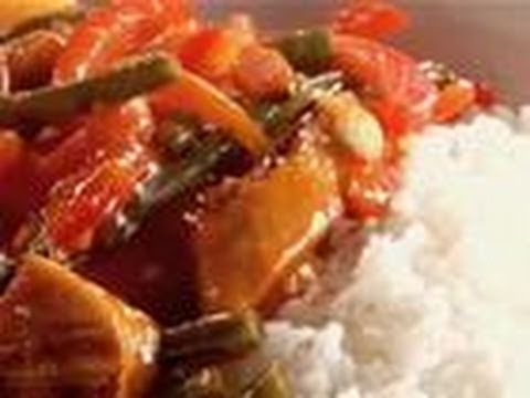 Sweet And Sour Quorn Fillets