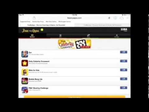 Freemyapps hack UNLIMITED CREDITS 2014 FIXED working
