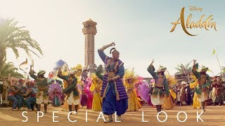 Download Disney's Aladdin - ″World of Aladdin″ Special Look Video