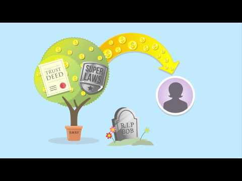 SMSF- What happens when a member dies?