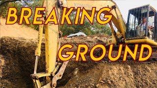 Excavation - Spec House EP.07