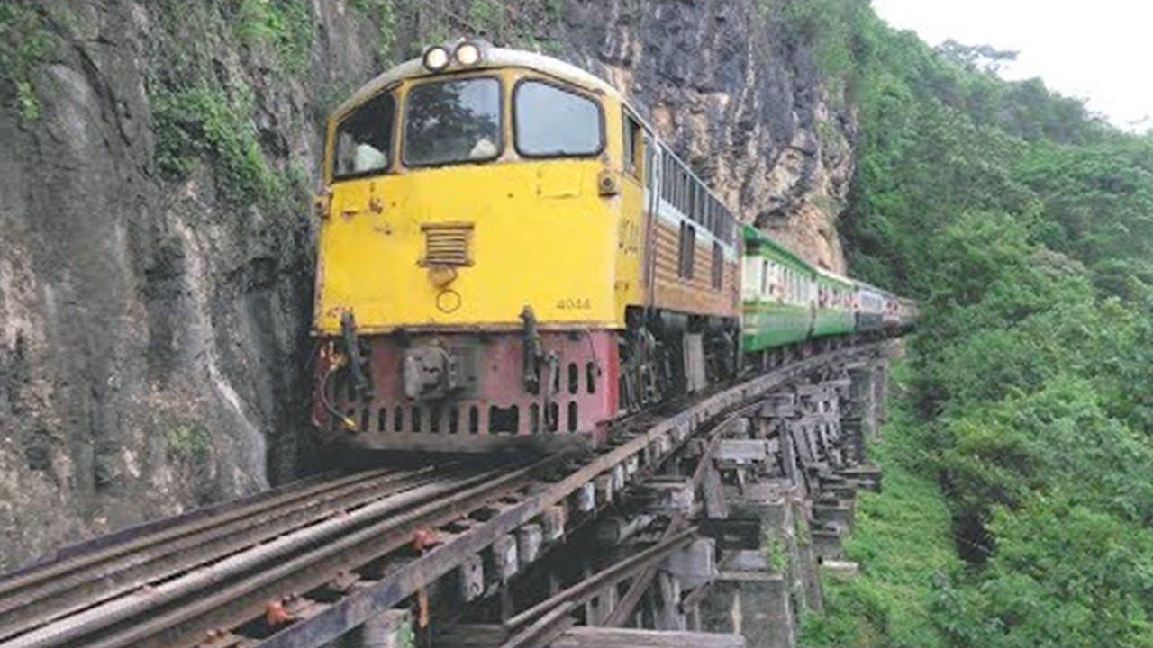 15 Most Dangerous Railway Bridges in the World