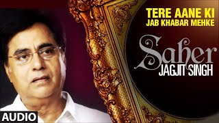 Tere Aane Ki Jab Khabar Mehke - Jagjit Singh Ghazals