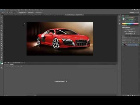 Photoshop CS6, How to make a GIF