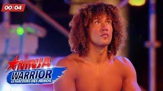 Ninja Warrior plus difficile que Koh Lanta pour Laurent Maistret