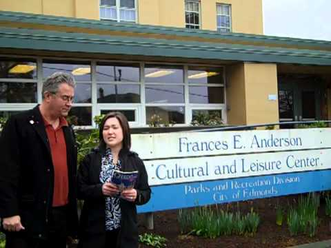Day 173 of 365 Things to Do In Edmonds, Wa - Frances Anderson Cultural & Leisure Center