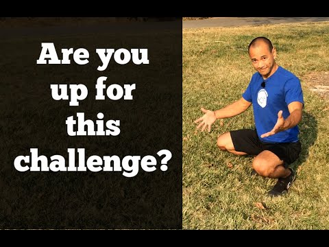 Movement Challenge - One-Armed Ground Shuffle