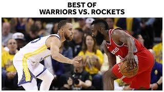 Best Of Warriors Vs. Rockets | Highlights