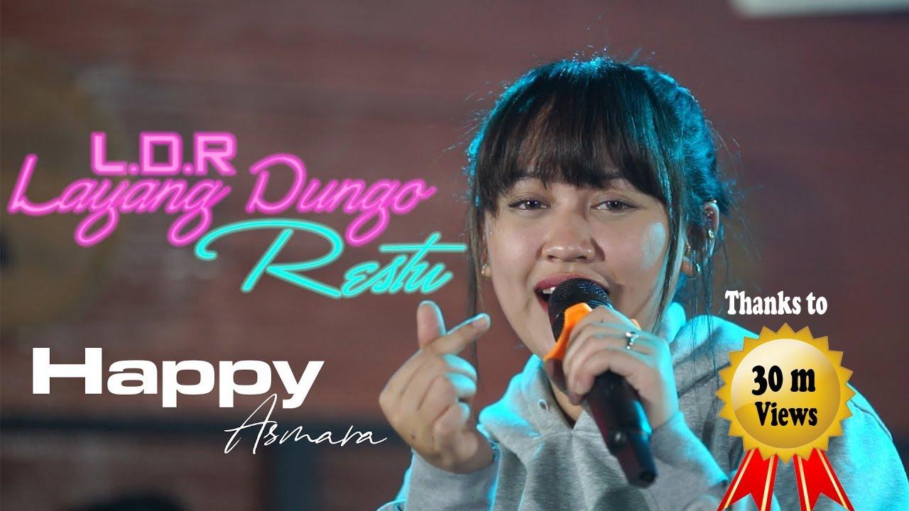 Download HAPPY ASMARA - L D R   Layang Dungo Restu   (Official Musik Video) MP3 Gratis