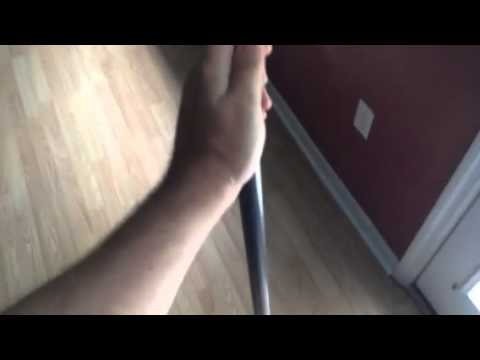 How to clear a blocked vacuum cleaner hose. The easy way