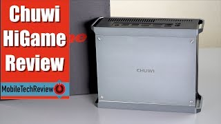 """Chuwi HiGame Mini PC Review - Powerful PC in a 6"""" Box"""